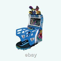 Raw Thrills Snow Boarder Arcade Video Game Machine